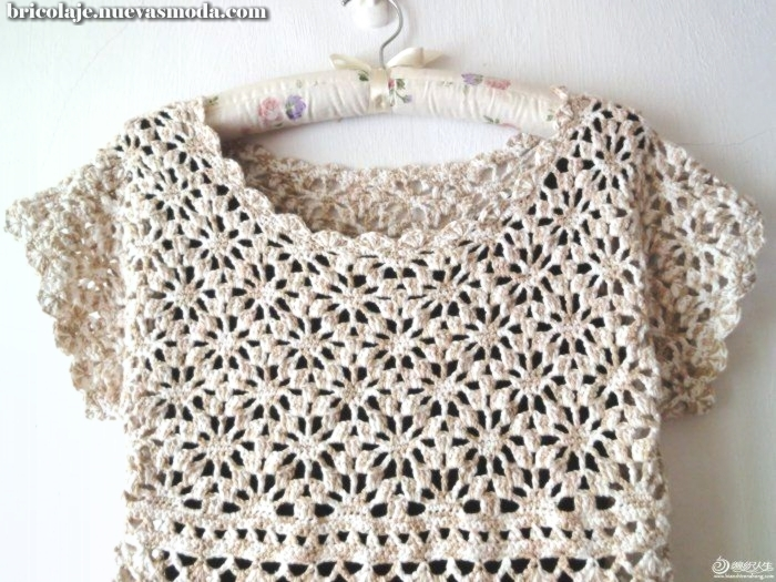 Crochet Top + Diagrams